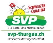 SVP Matzingen / Stettfurt